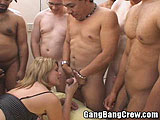 Lisa Sparxxx 50 Guy Gang Bang part1